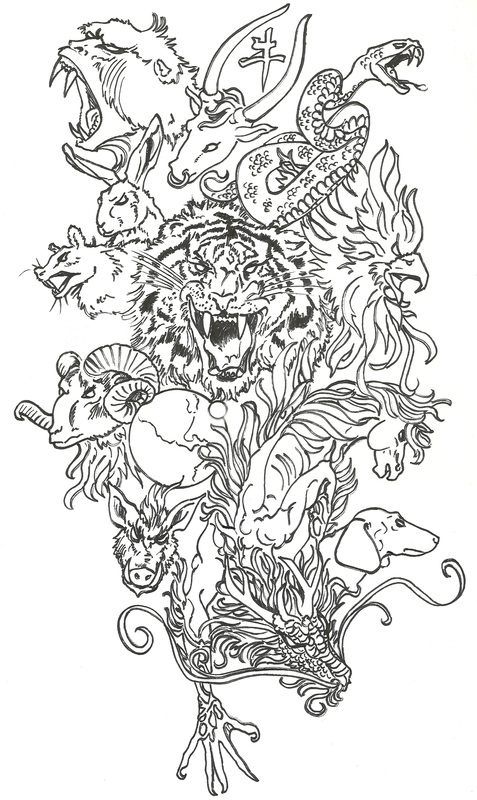 Tattoo Designs Maryannartcom