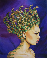 Medusa the Queen